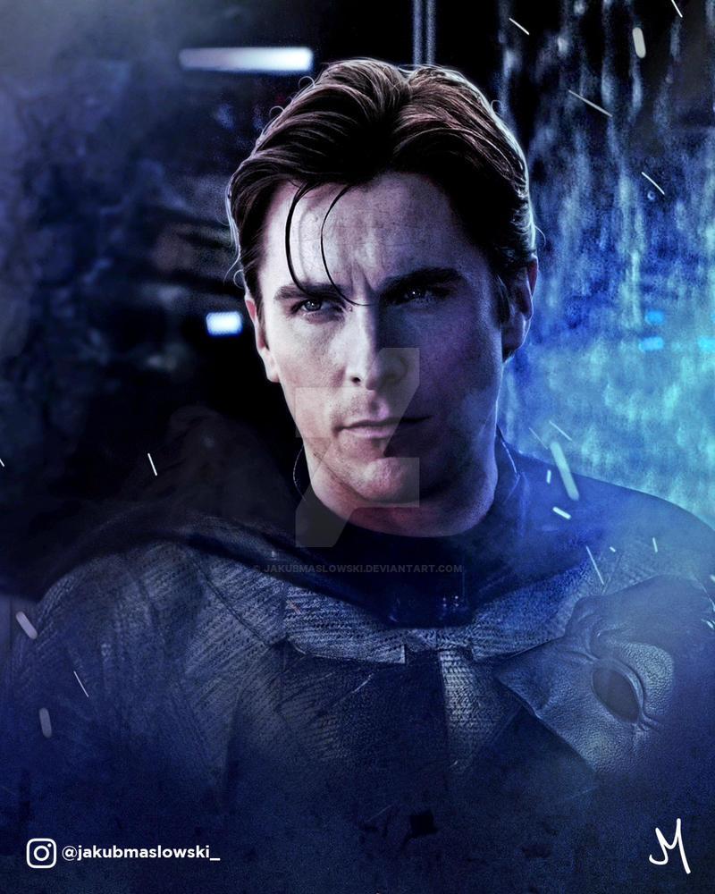 Christian Bale by donchild on DeviantArt