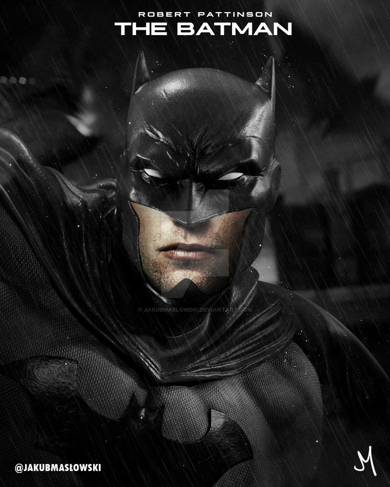 The Batsuit is actually uncomfortable when you think about it