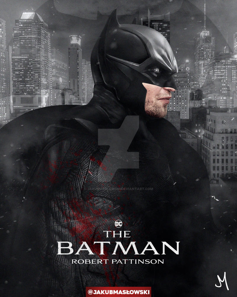 The Batman by jakubmaslowski