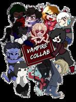 Collab: Vampire OC's by MrGlitter