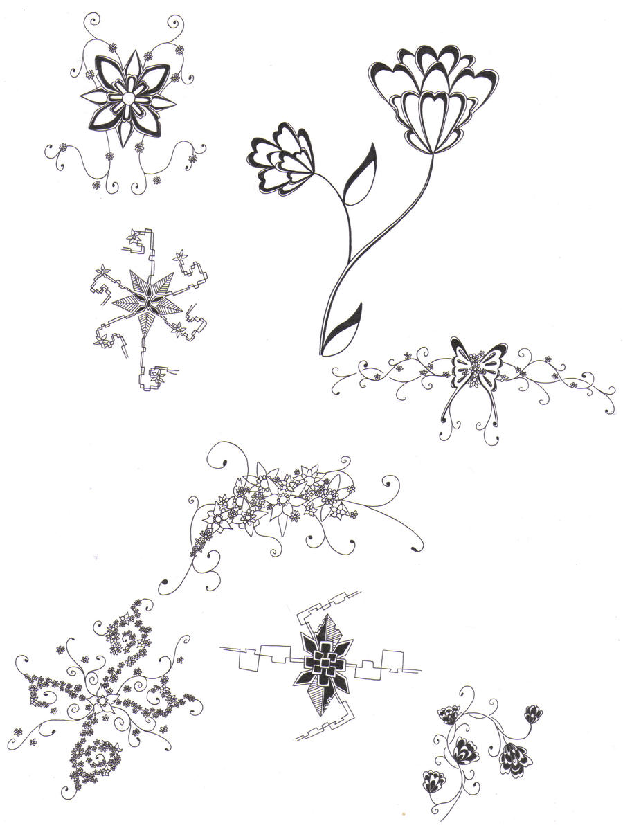 Flower tattoo designs 2 by crazyeyedbuffalo on deviantart flower tattoo designs 2 by crazyeyedbuffalo flower tattoo designs 2 by crazyeyedbuffalo izmirmasajfo Images