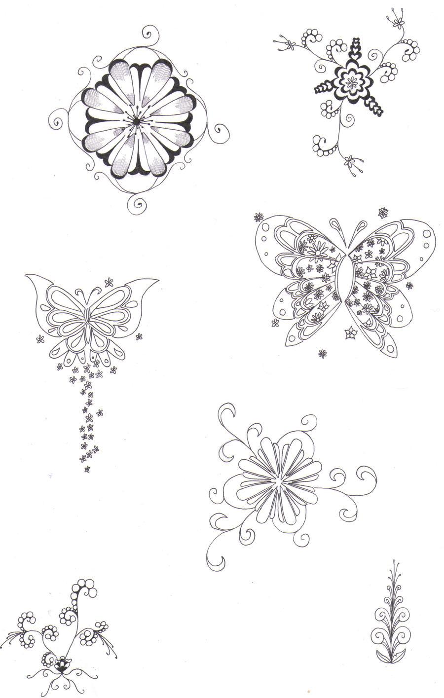 flower designs 3 by