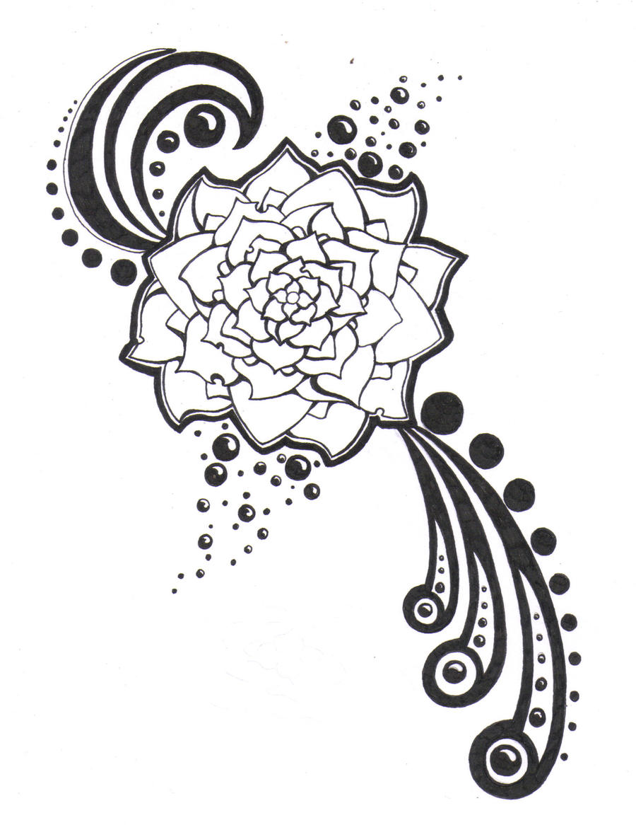 Black and white flower by crazyeyedbuffalo on deviantart black and white flower by crazyeyedbuffalo black and white flower by crazyeyedbuffalo mightylinksfo