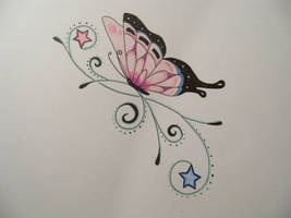Tattoo commission2 by crazyeyedbuffalo