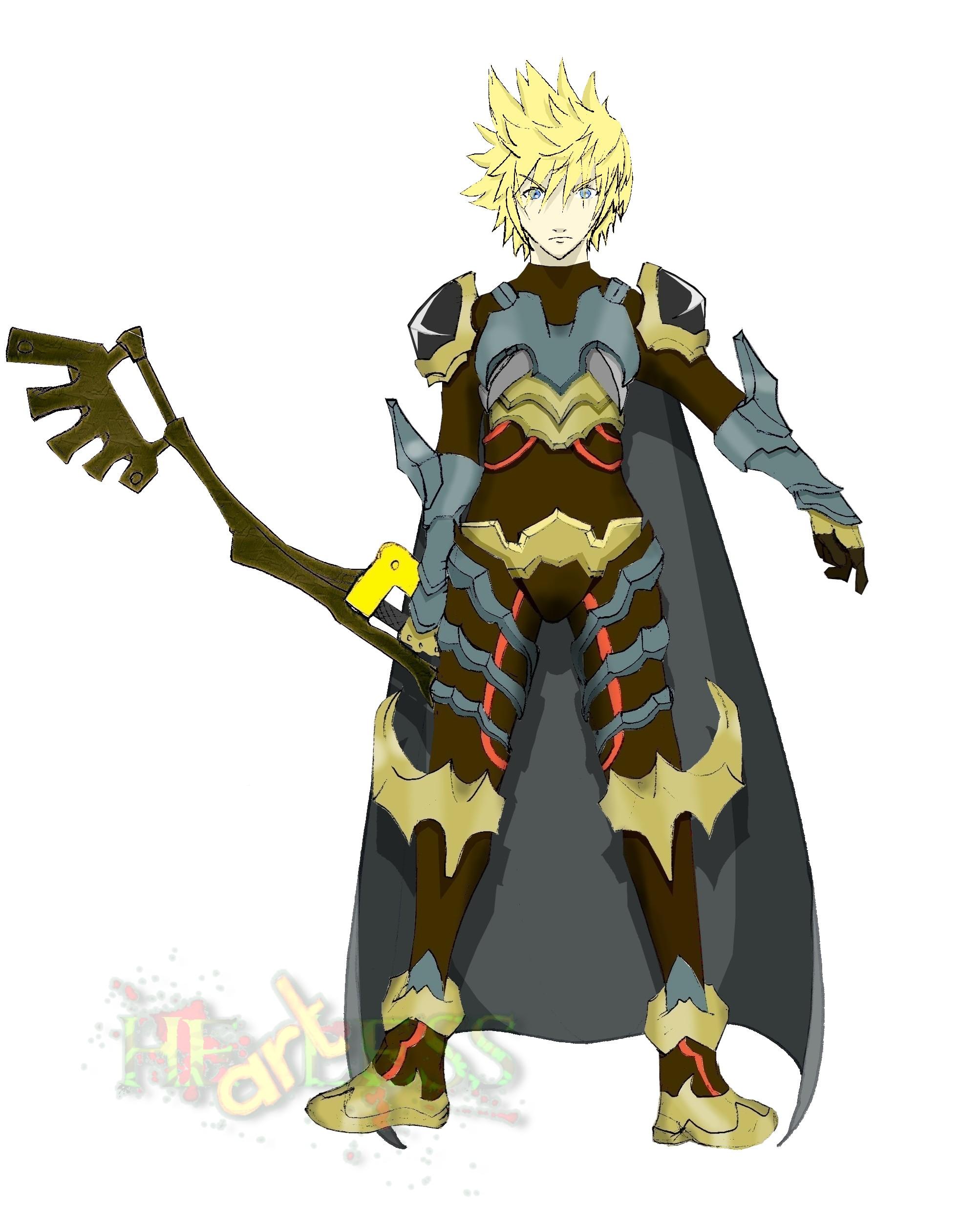 Ventus Keyblade Armor Related Keywords - Ventus Keyblade ...