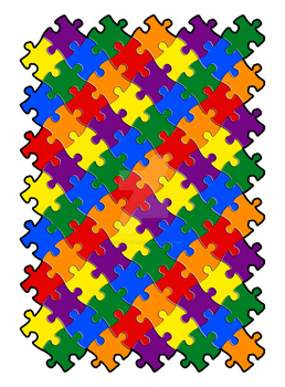 Jigsaw Pride