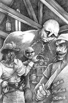 Maddjakk's Captive