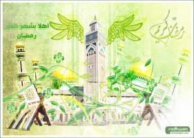 Islamic Design- Ramadan by Radhwan