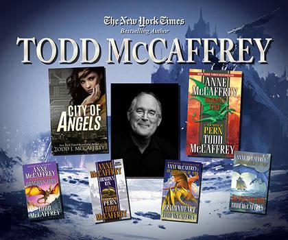Todd McCaffrey 5x6