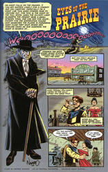 from Bela Lugosi's Tales From the Grave, Issue #1