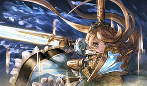 [GBF]The Little Paladin by Ecens