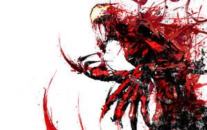 Carnage Splatter Art by IAmATroyMClure