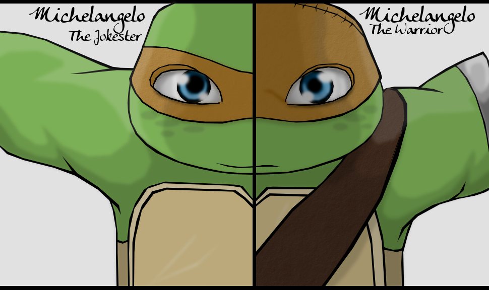 Michelangelo 2012 By Leaderoffeeless On Deviantart