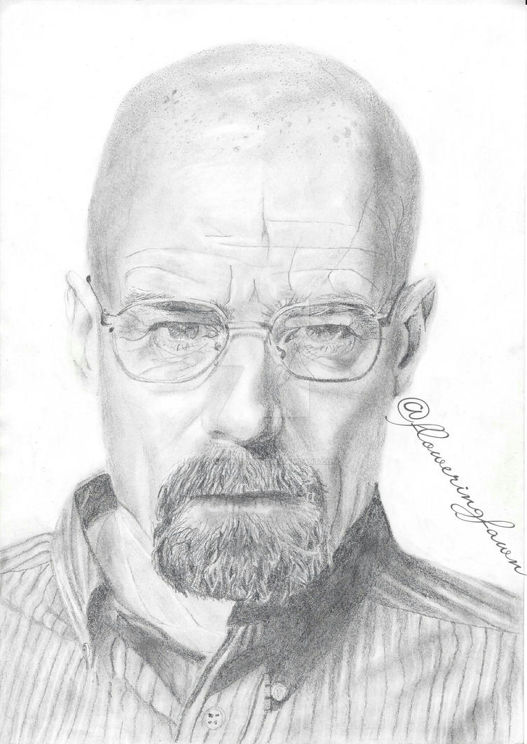 Heisenberg by floweringfawn
