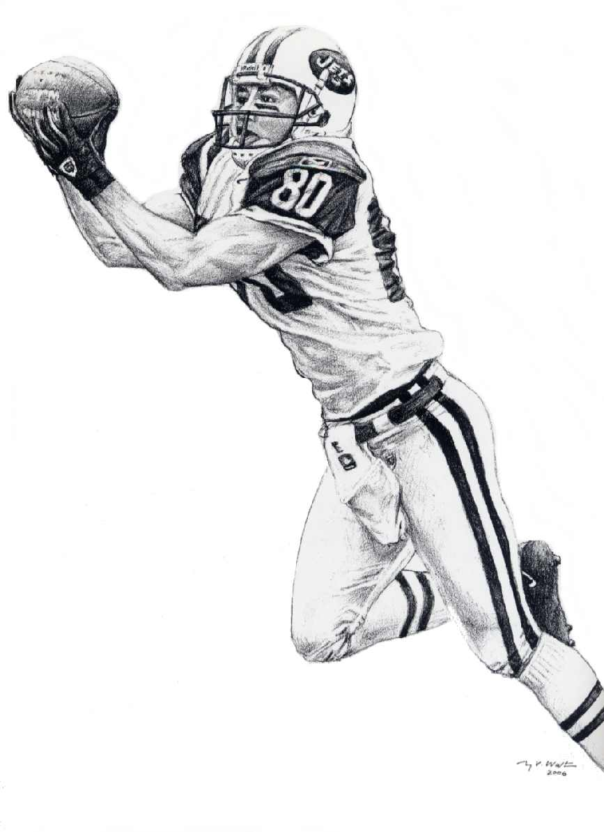 Crazy NFL Drawings from Pixar's Austin Madison |Nfl Drawings