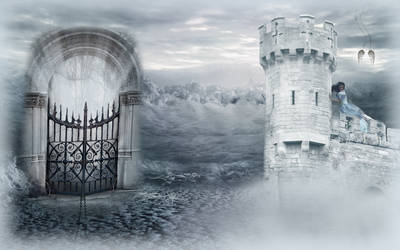 As The Gates of Time Open by EvenDeathLies
