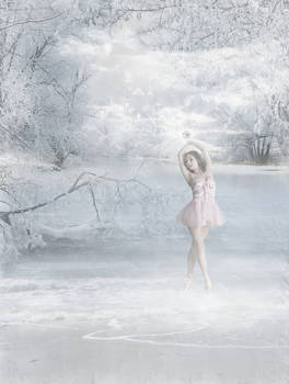 Dancing in Frosted Dreams