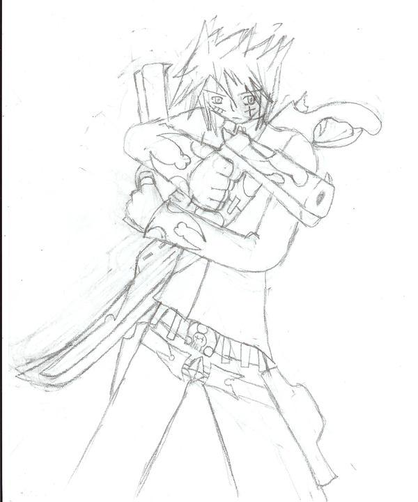 Gun Master by Demon-Shinob1