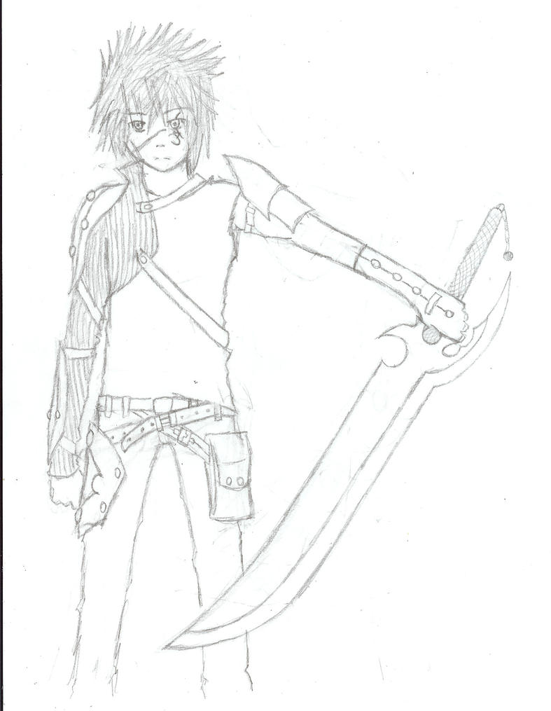 Warrior of the Soul by Demon-Shinob1
