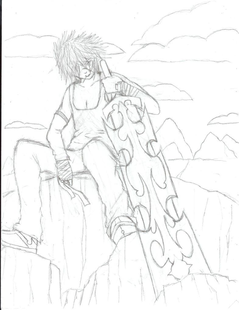 King of the Mountain by Demon-Shinob1
