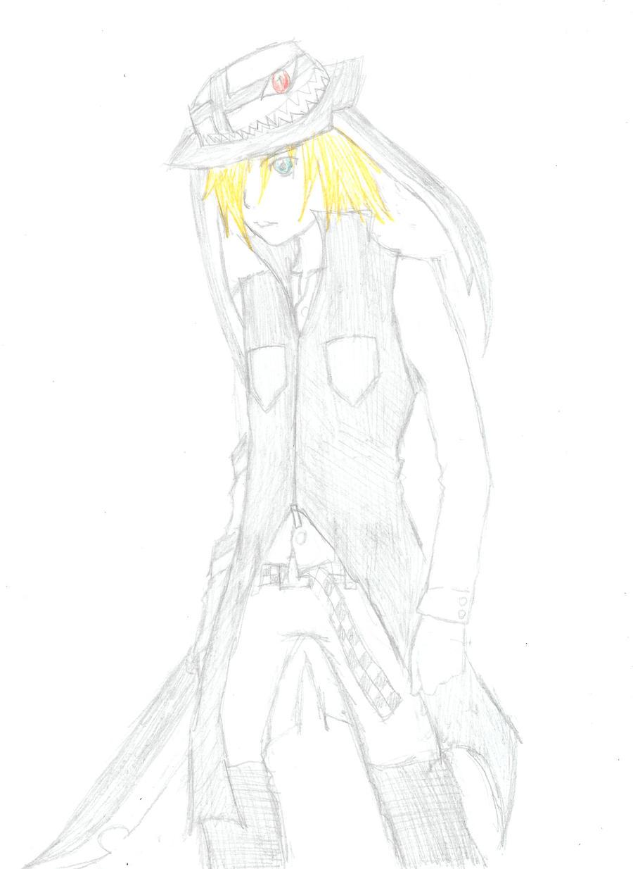 Remeber this guy by Demon-Shinob1