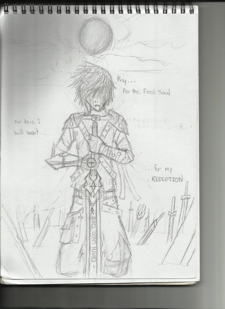 I wait.... by Demon-Shinob1