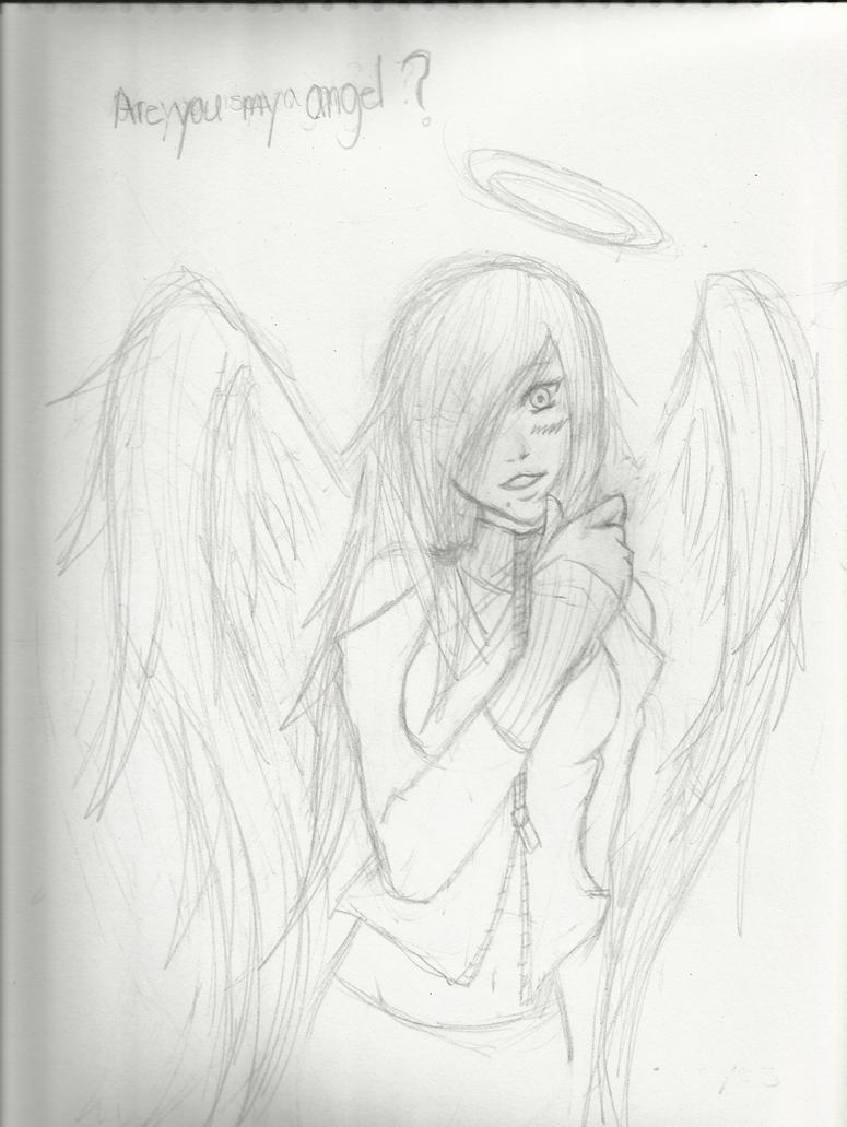 Are you my Angel? by Demon-Shinob1