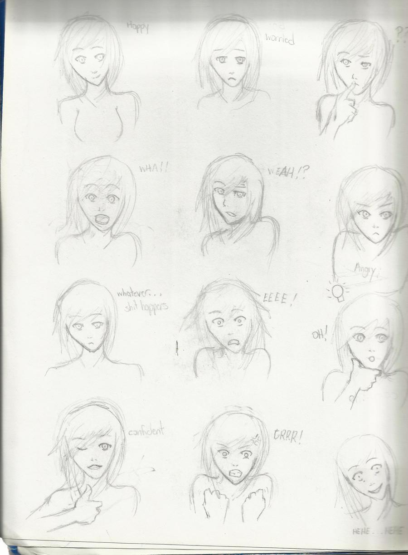 Emotions Part 1 by Demon-Shinob1