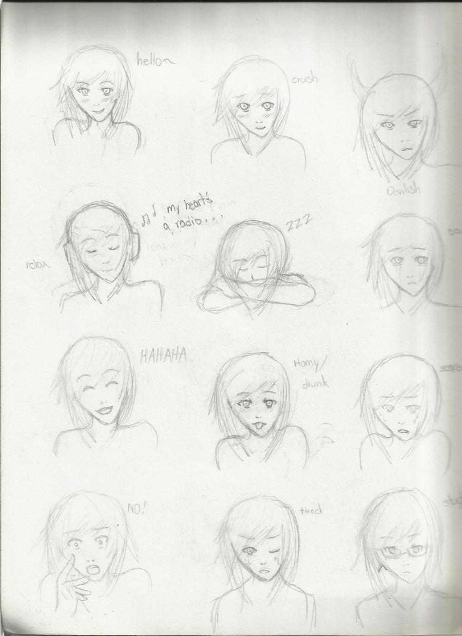 Emotions: Part 2 by Demon-Shinob1