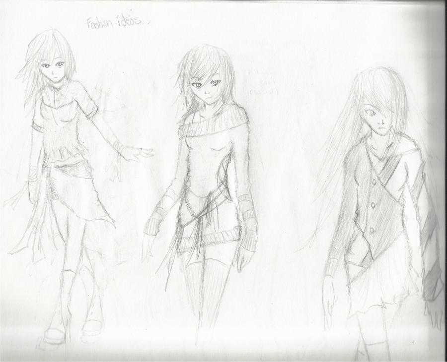 Fashion Ideas by Demon-Shinob1
