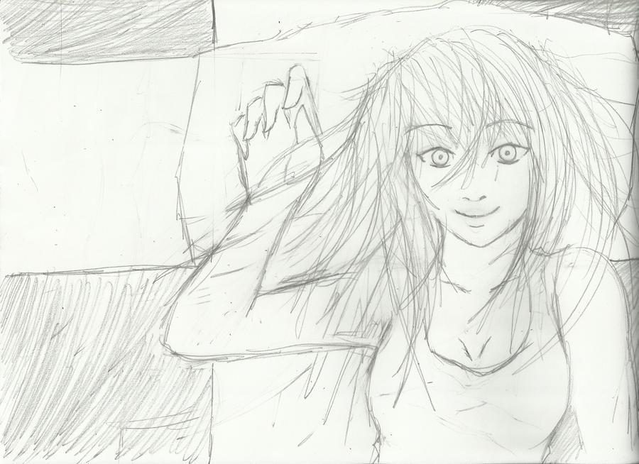Random Girl....again by Demon-Shinob1