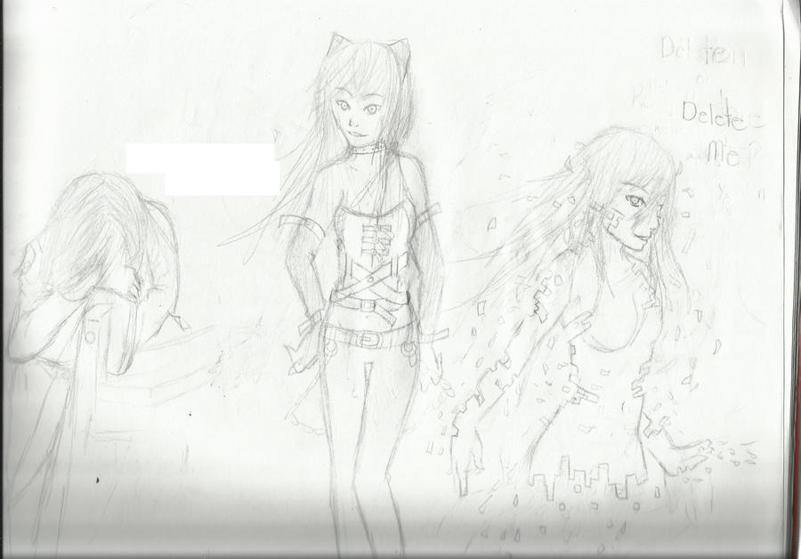 Random Doodles 2 by Demon-Shinob1