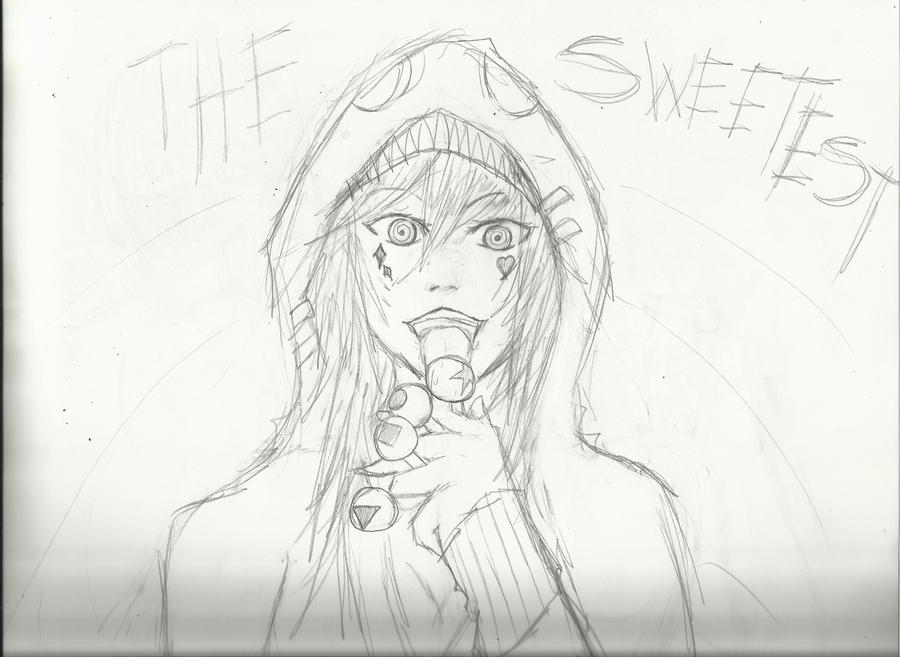 THE SWEETEST by Demon-Shinob1