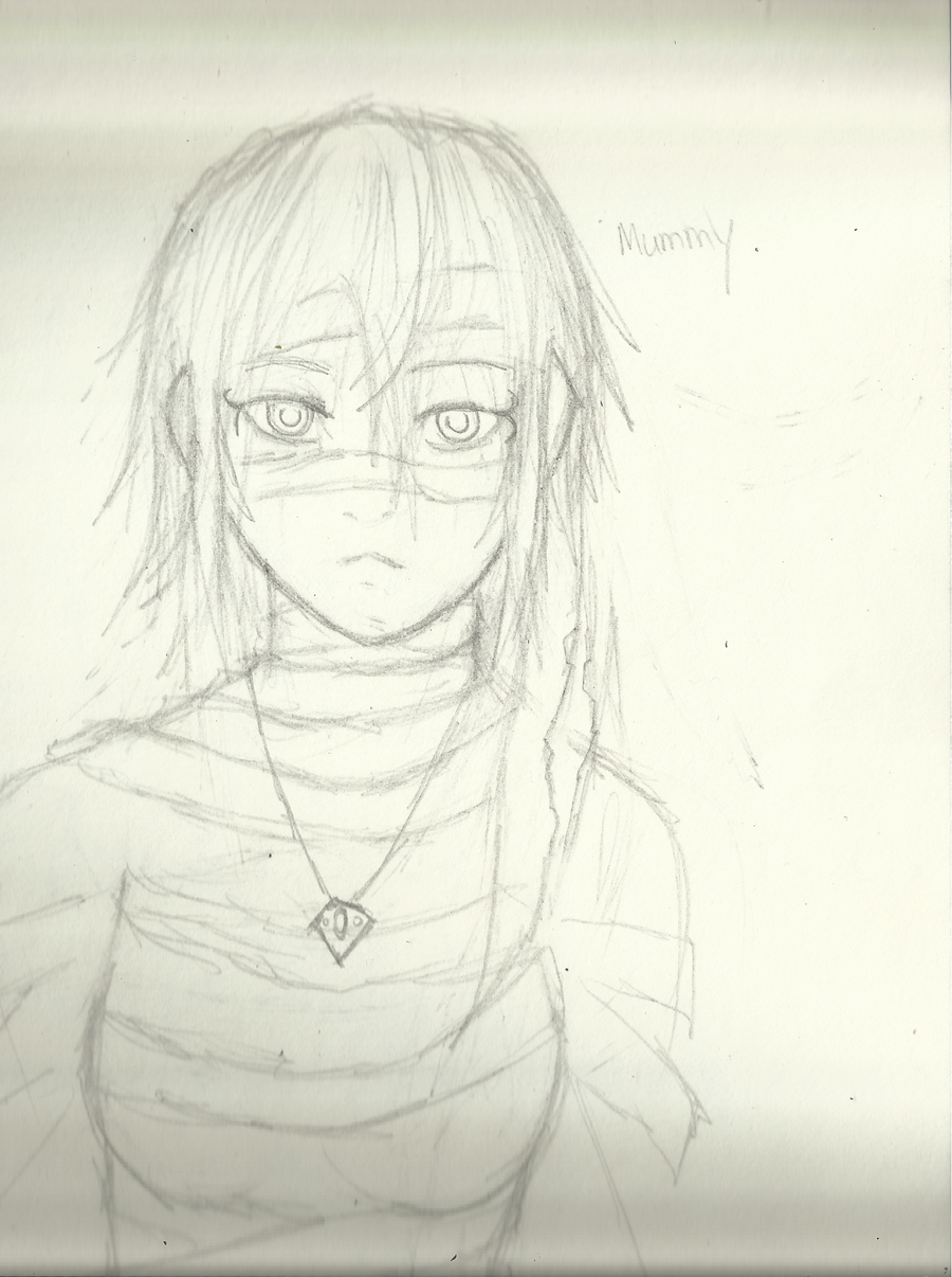 Character Ideas: Mummy by Demon-Shinob1