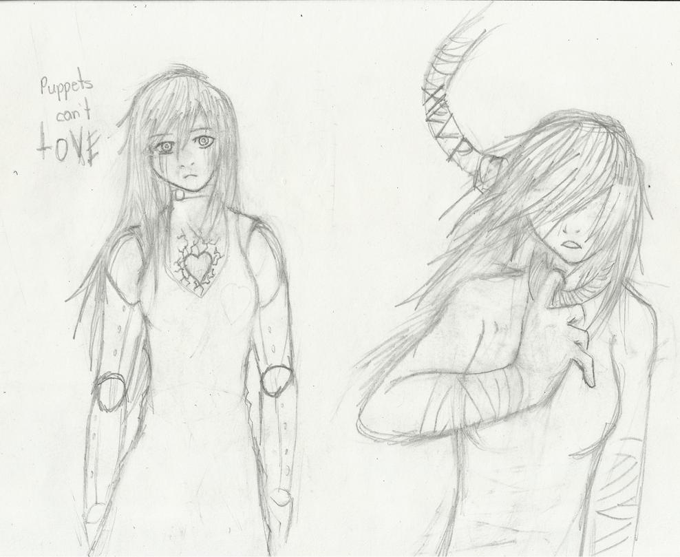 Random Sketches2 by Demon-Shinob1