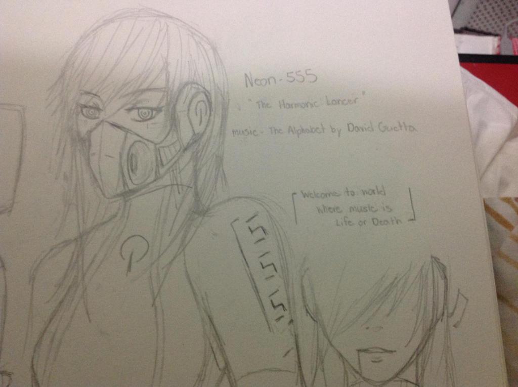 Random character by Demon-Shinob1