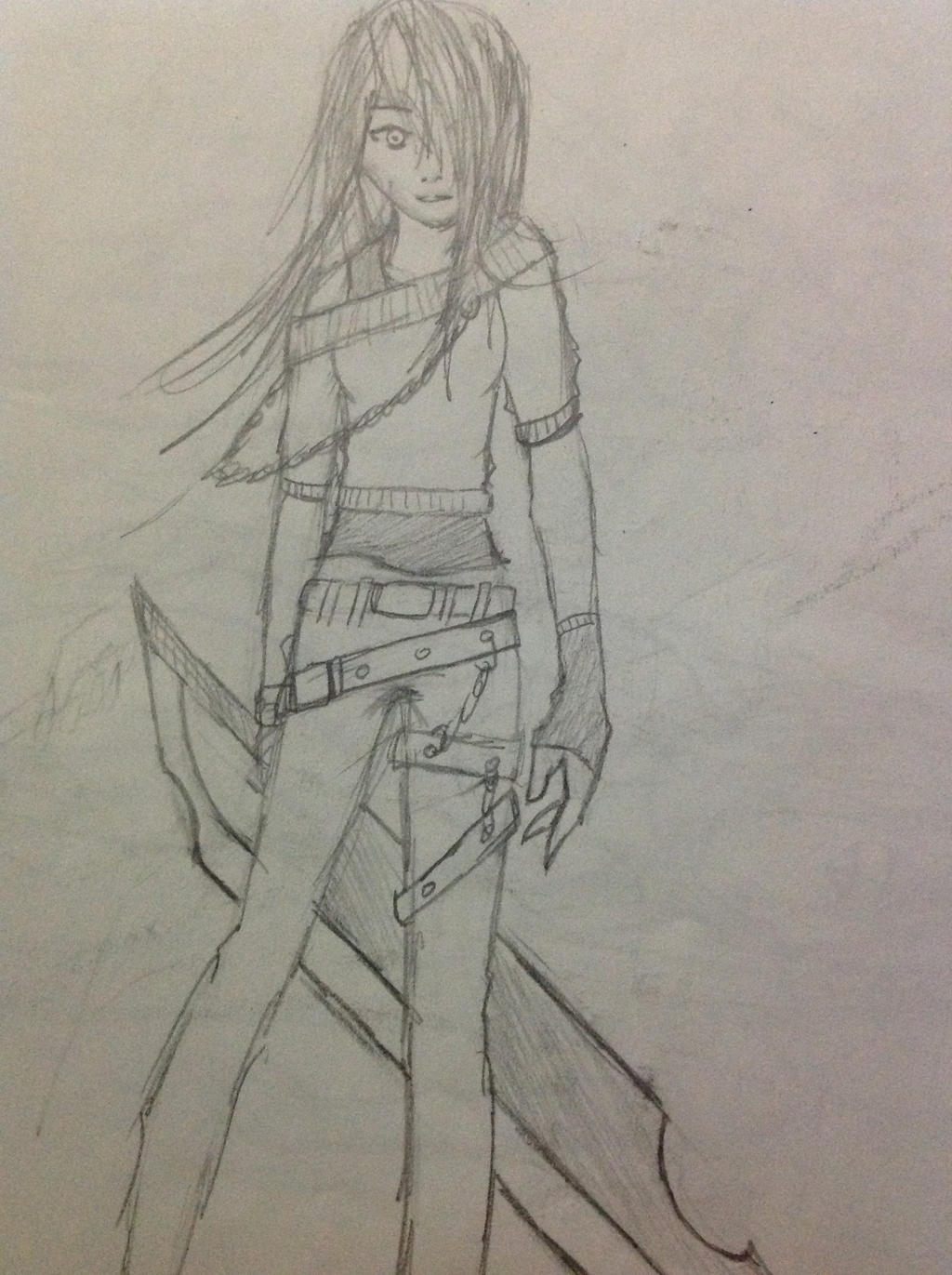Random modern knight warrior by Demon-Shinob1