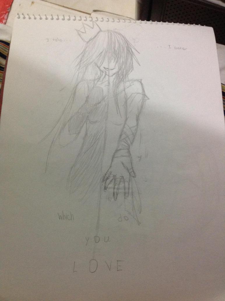 EGOMAMA by Demon-Shinob1