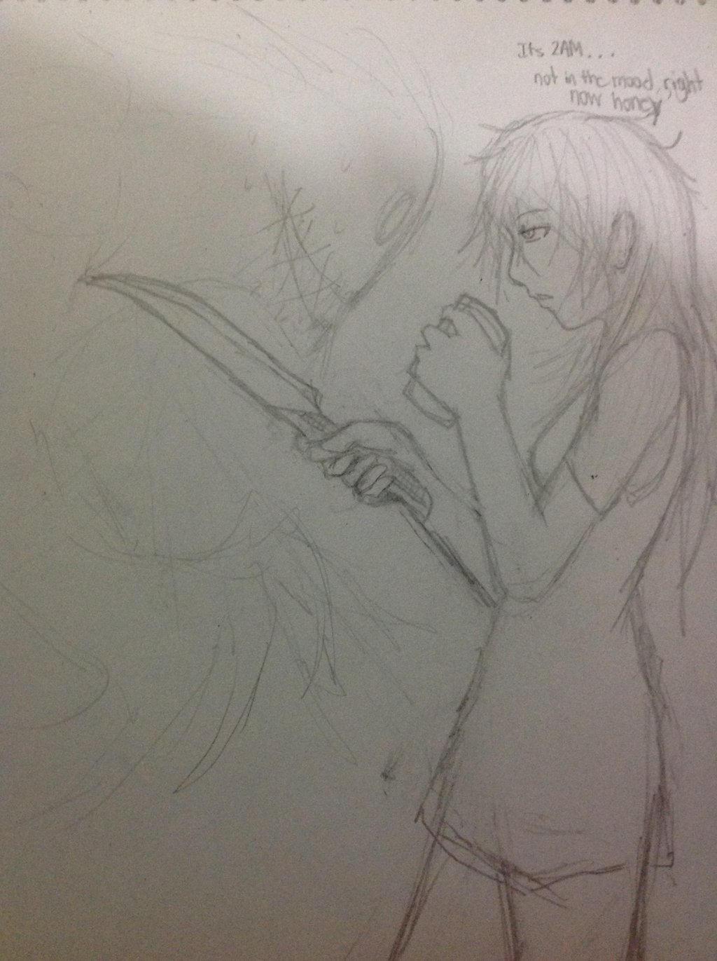2 A.M by Demon-Shinob1