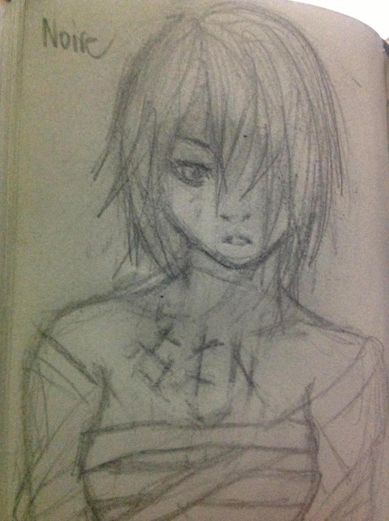 Small sketchbook 7 by Demon-Shinob1
