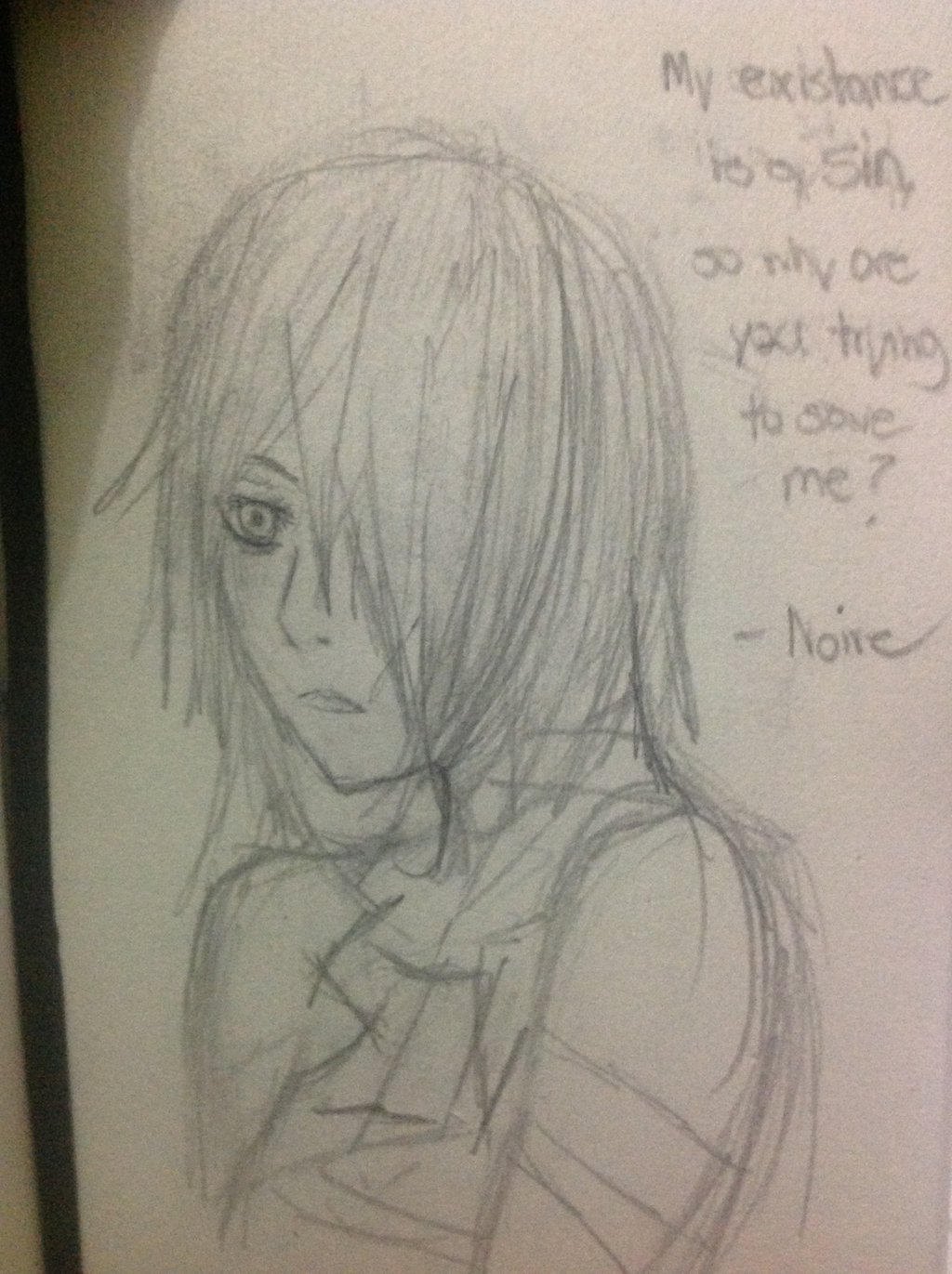 OC: Noire by Demon-Shinob1