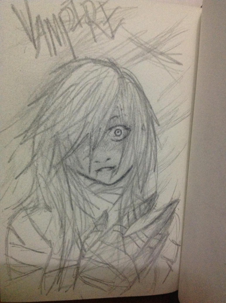 Vampire Impulse by Demon-Shinob1