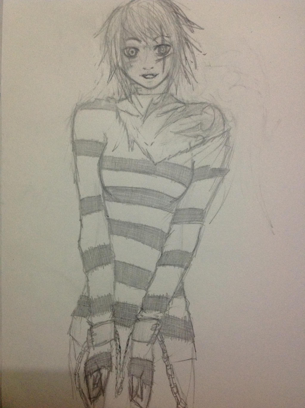 Prisoner by Demon-Shinob1