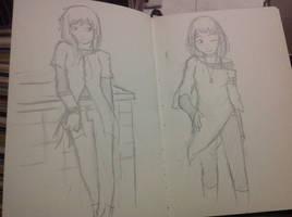 Doodle doodle by Demon-Shinob1
