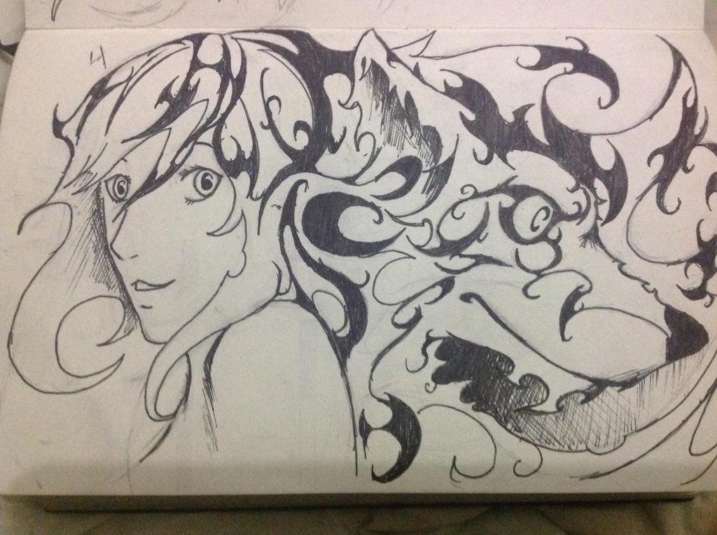 Wolf Within by Demon-Shinob1