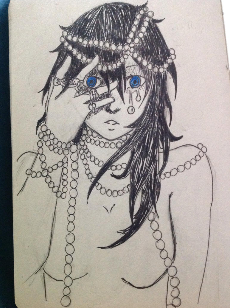 Pearls: Tears of the Sea by Demon-Shinob1