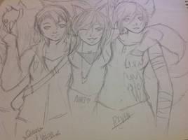 LoL: Good Friends by Demon-Shinob1