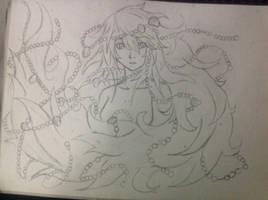 Shells and Pearls by Demon-Shinob1