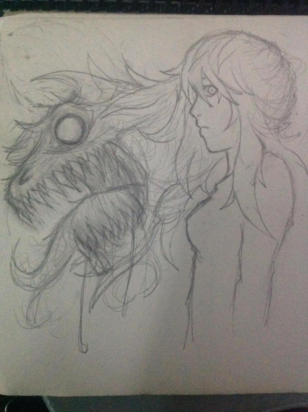 Let my Hair Loose by Demon-Shinob1