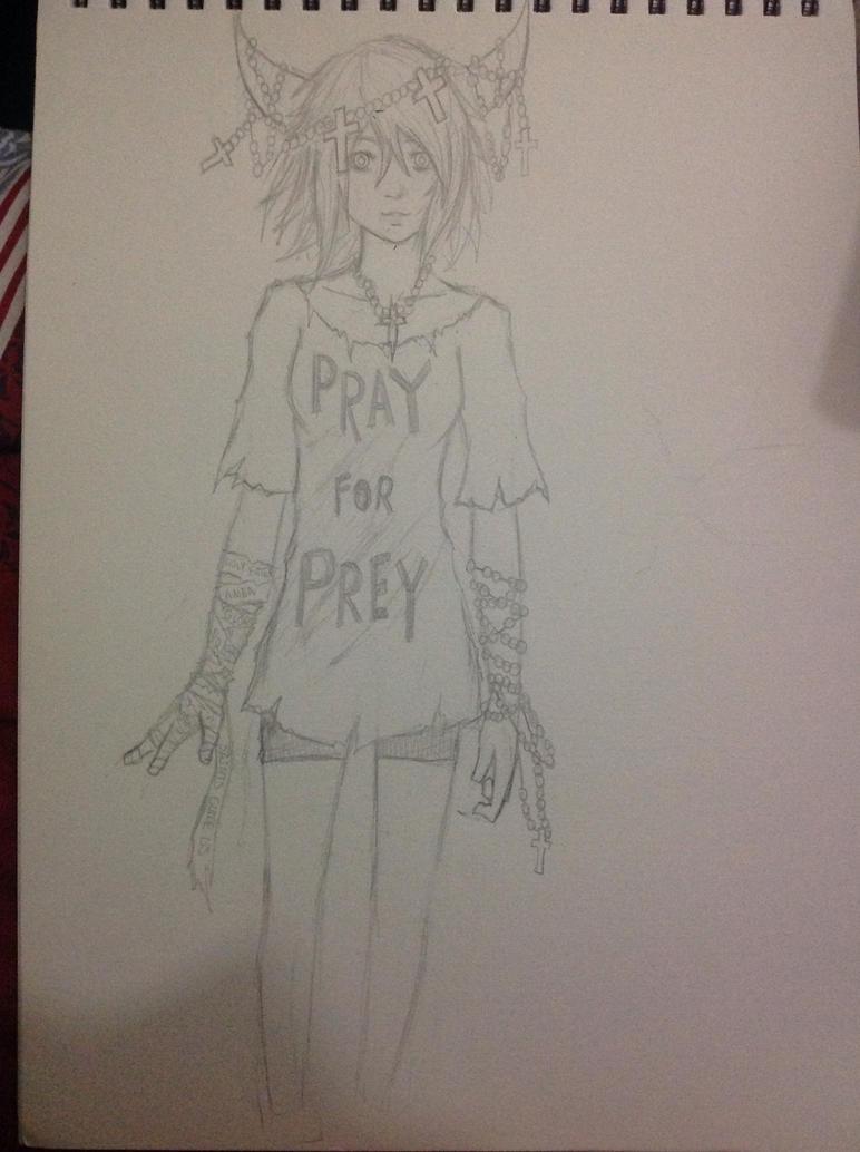 Pray For Prey by Demon-Shinob1